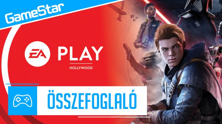 Itt az EA Play 2019 négy percbe sűrítve bevezetőkép
