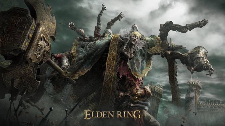 Hátborzongató képek érkeztek az Elden Ringről bevezetőkép