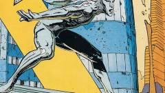 Galactus Istent játszik - Az Ezüst Utazó: Példabeszéd képregénykritika kép