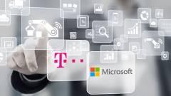 Felhőtechnológiai együttműködés a Telekom és a Microsoft között kép