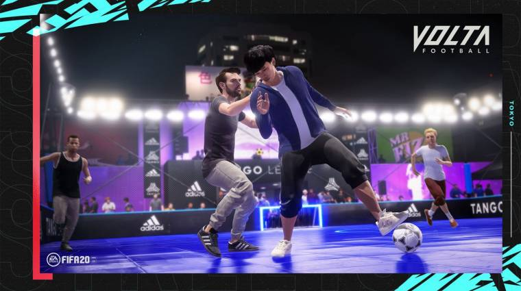 FIFA 20 - külön játékmódként tér vissza a FIFA Street, megvan a megjelenési dátum bevezetőkép