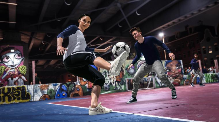 Lesznek még érdekességek szeptemberben, de úgyis mindent elver a FIFA 20 bevezetőkép