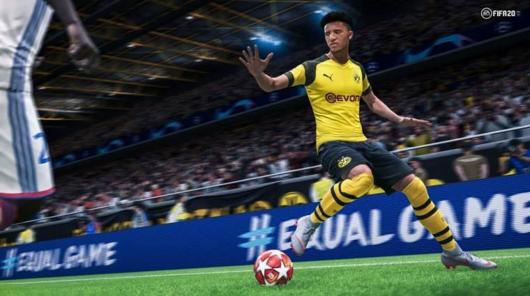 FIFA 20 - a zárt bétával együtt elkezdődtek a szivárogtatások is bevezetőkép