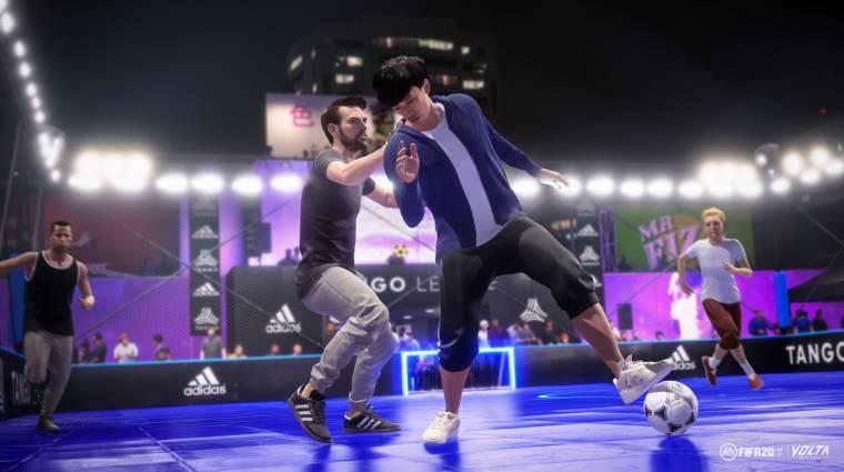 FIFA 20 - az Ultimate Team egy Battle Pass szerű rendszert is kapni fog bevezetőkép