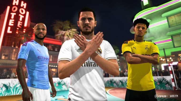 FIFA 20 - negatív értékelések árasztották el a switches verzió Metacritic oldalát bevezetőkép