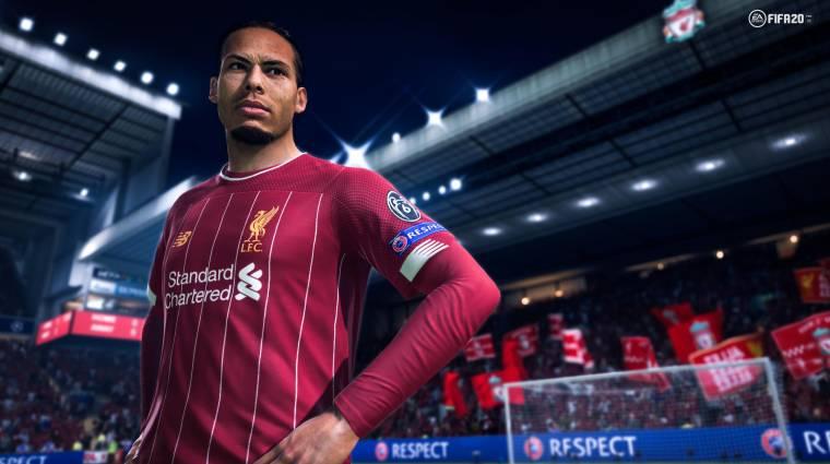 FIFA 20 tesztek - nem lett kapufa bevezetőkép