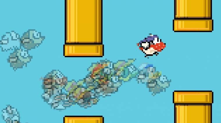 Napi büntetés: battle royale-ként tért vissza a Flappy Bird bevezetőkép