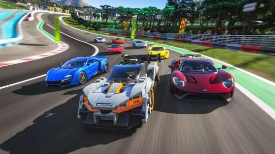 Forza Horizon 4 LEGO Speed Champions infódoboz