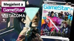 E3-as összeállítás és ajándék sci-fi kalandjáték 2019/06-os GameStarban kép
