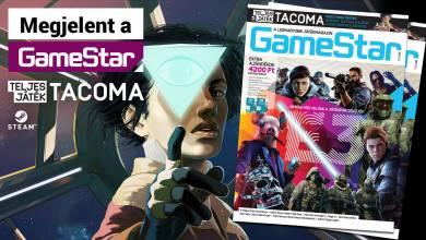 E3-as összeállítás és ajándék sci-fi kalandjáték 2019/06-os GameStarban