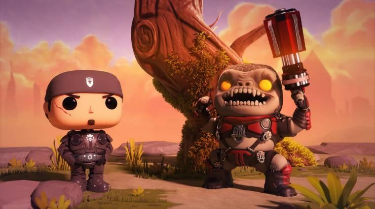 Gamescom 2019 - már ezen a héten megjelenik a Gears POP!, PC-n is játszható lesz bevezetőkép