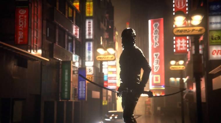 E3 2019 - a The Evil Within fejlesztőinek újdonsága a Ghostwire: Tokyo bevezetőkép