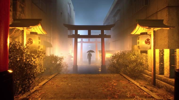 Maga Shinji Mikami nyugtatott meg minket, lehet kutyát simogatni a Ghostwire: Tokyóban bevezetőkép