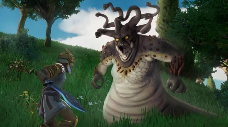 Google Stadián keresztül szivárgott ki a Gods & Monsters egy korai verziója bevezetőkép