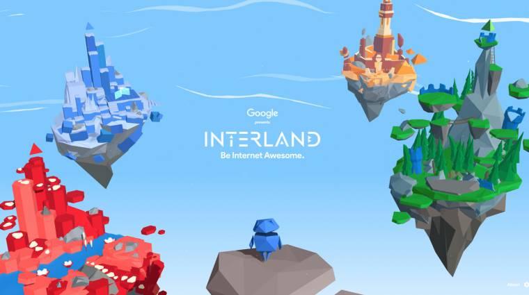 A Google új játéka megtanít okosan internetezni kép