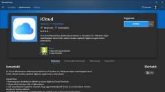 Újra van iCloud Windows alá, de csak trükkösen kép