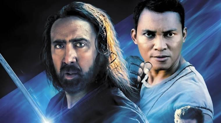 Előzetest kapott Nicolas Cage gyilkos földönkívülis filmje, a Jiu Jitsu kép
