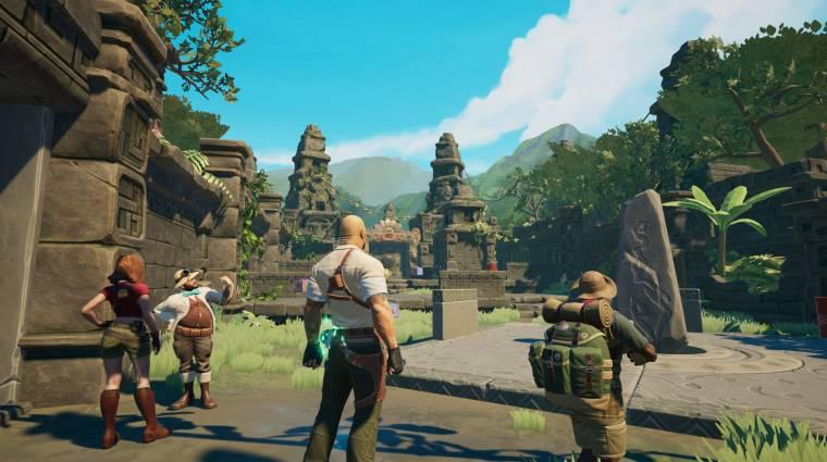 Jumanji: The Video Game - korábban jön, gameplay trailerünk is van hozzá bevezetőkép