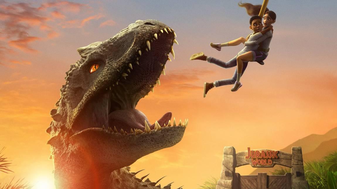 Évadkritika: Jurassic World: Krétakori tábor 1-2. évad kép