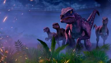 Sejtelmes íztelítőt kapott a Jurassic World: Krétakori tábor 4. évada kép