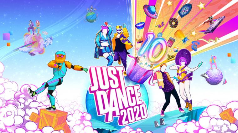 E3 2019 - ilyen dalokra rázhatjuk majd a Just Dance 2020-ban bevezetőkép