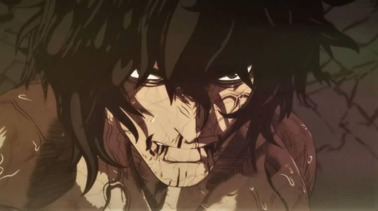 Kengan Ashura - előzetest kapott a Netflix küzdősportos animéje kép