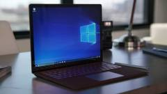 Elhúz a Windows 10 kép