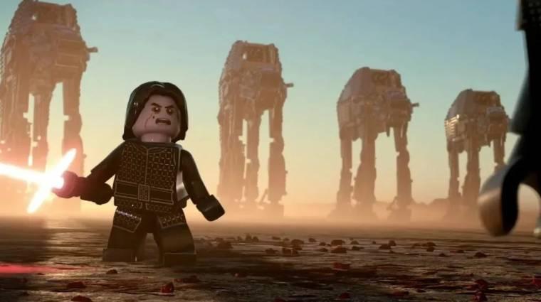 Hiába tippeled meg a LEGO Star Wars: The Skywalker Saga szereplőinek számát, úgyis alábecsülöd bevezetőkép