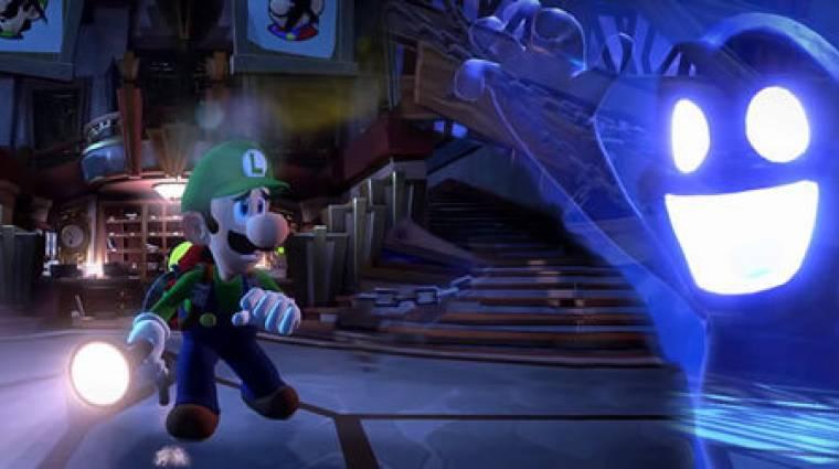 Gamescom 2019 - majdnem 30 percnyi játékmenetet kaptunk a Luigi's Mansion 3-ból bevezetőkép