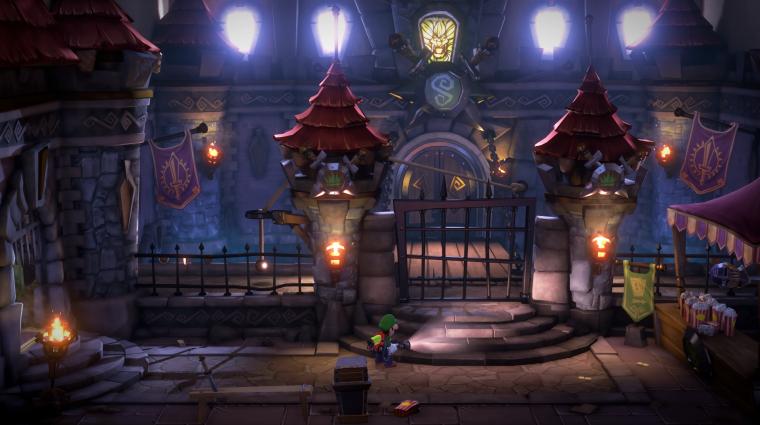 Fizetős tartalmakkal bővül a Luigi's Mansion 3 bevezetőkép