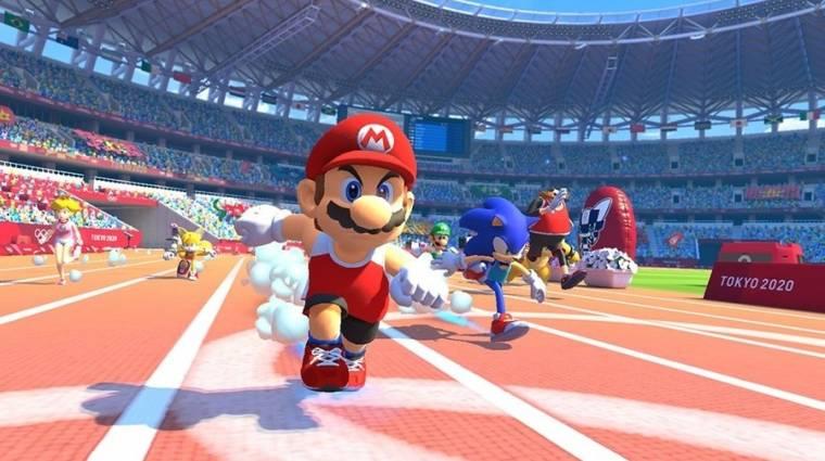 E3 2019 - mozgásban a Mario and Sonic at the Olympic Games 2020 bevezetőkép
