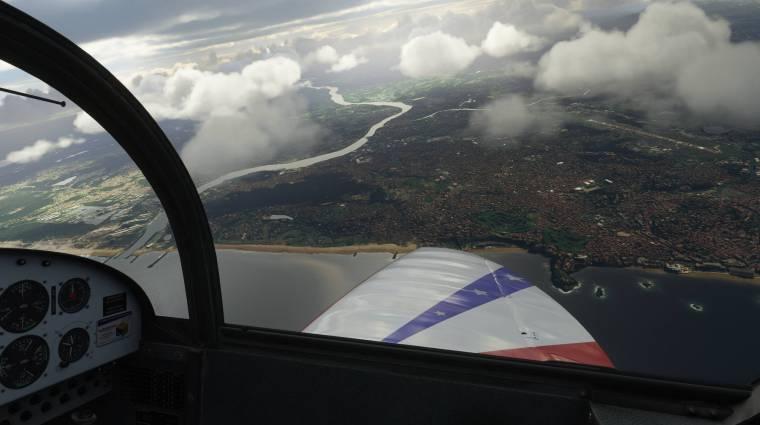 Microsoft Flight Simulator - a szépség nem megy a részletes mechanikák rovására bevezetőkép