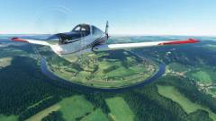 Újabb gyönyörű képeken a Microsoft Flight Simulator kép