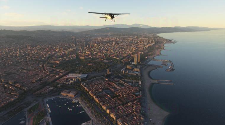 Rövidesen elindul a Microsoft Flight Simulator közösségi tesztelése bevezetőkép