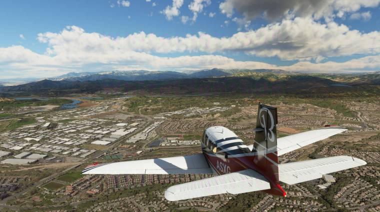 Mindenki örülni fog a Microsoft Flight Simulator új frissítésének bevezetőkép
