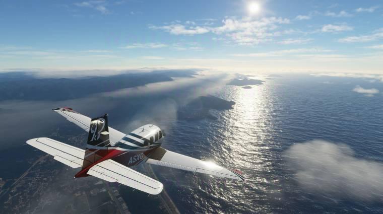 Megvan, mikor indul a Microsoft Flight Simulator zárt bétatesztje bevezetőkép