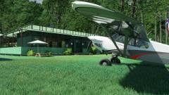 A Microsoft Flight Simulator játékbeli piacterén modokkal kereskedhetünk kép
