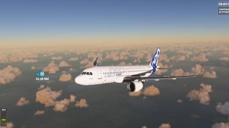 A Microsoft Flight Simulator Pilóta Akadémia segít, hogy többet tudjunk a repülésről bevezetőkép