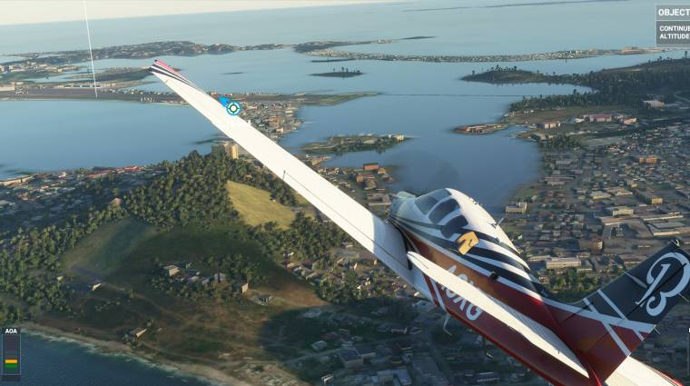 Valódi pilóták kiképzésében segít a Microsoft Flight Simulator bevezetőkép
