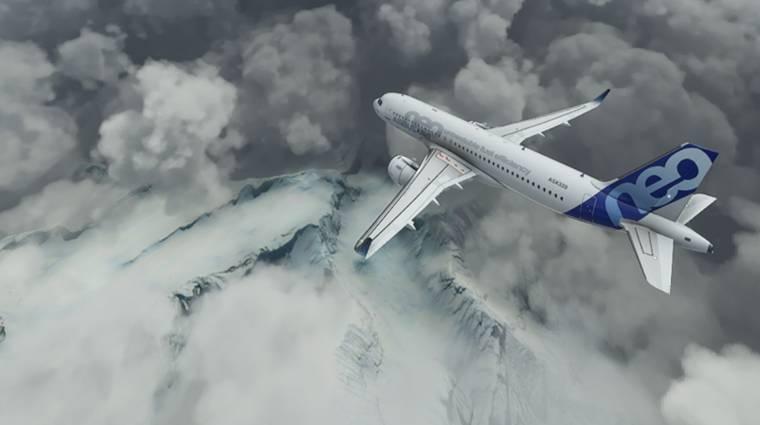 Kiderült, mikor érkezik meg Xbox Series X|S konzolokra a Microsoft Flight Simulator bevezetőkép