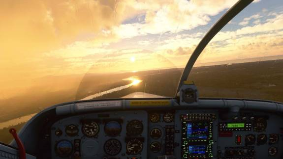 GOTY kiadást kap a Microsoft Flight Simulator kép