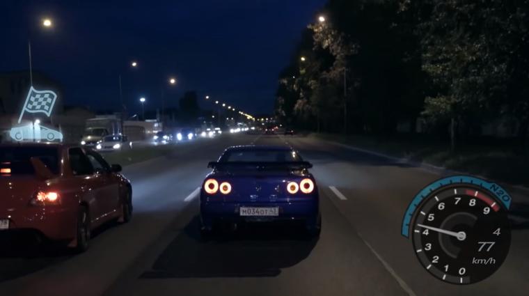 Itt egy újabb videó, ami megmutatja, milyen lenne a Need for Speed a valóságban bevezetőkép