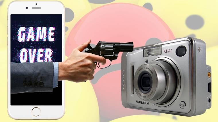 Így végeztek ki az okostelefonok egy egész piacot kép
