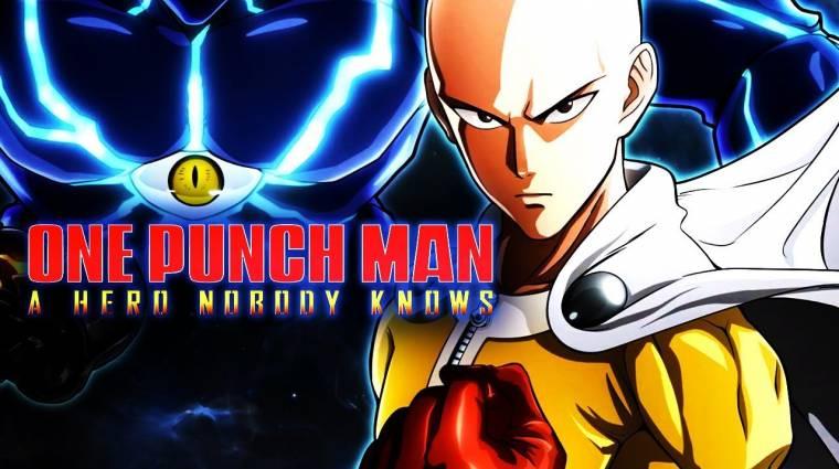 One Punch Man - 3v3 verekedős játék készül a népszerű anime alapján bevezetőkép