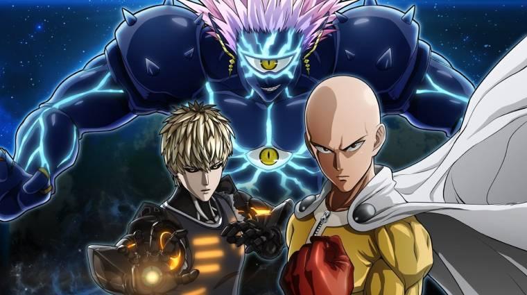 One Punch Man: A Hero Nobody Knows - bemutatkozott a játék néhány főbb karaktere bevezetőkép