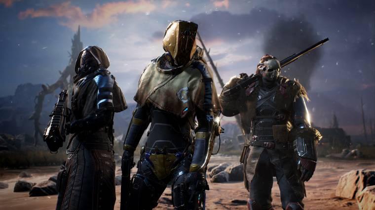 Az Outriders lehet az a játék, ami egyszerre feledteti az Anthemet és a Mass Effect: Andromedát bevezetőkép
