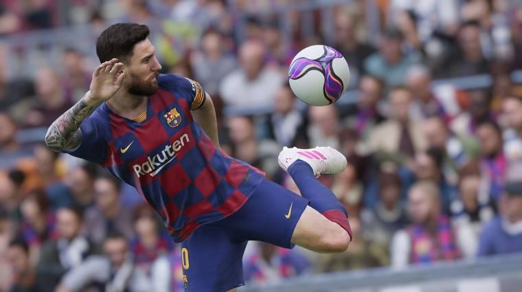 PES 2020 - a Konami kárpótolja a játékosokat a frissítés késése miatt bevezetőkép