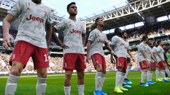 Pro Evolution Soccer 2020 infódoboz