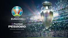 Ingyenes DLC-ben kapja meg a PES 2020 a foci Eb-s tartalmakat kép