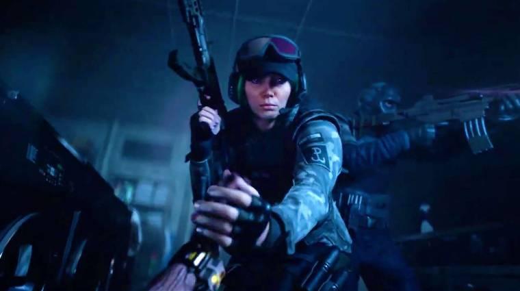 A Ubisoft lehet, hogy megváltoztatja a Rainbow Six Quarantine címét, az okot nem nehéz kitalálni bevezetőkép